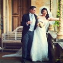 Orchardleigh House wedding